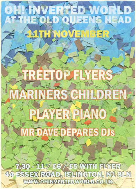 Nov 11th Flyer