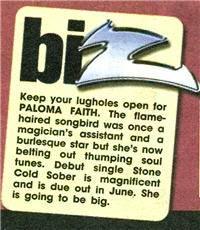 Paloma Faith - The Sun