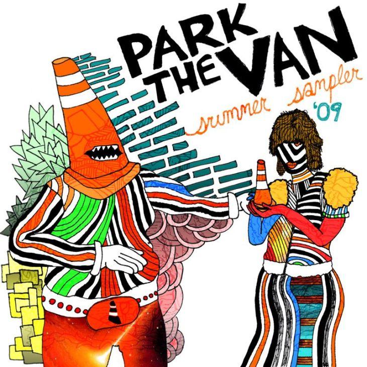 Park The Van Summer Sampler 2009